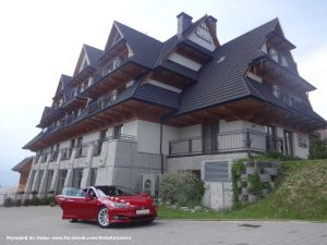 Tesla wesele w Bukowinie Tatrzańskiej Hotel Zbójnicówka