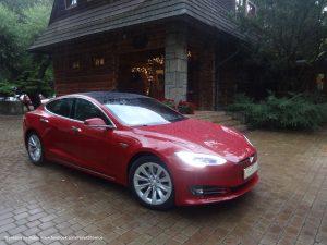 Tesla Chorzów wynajem do ślubu i na wesele