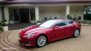 Tesla wynajem do ślubu Dąbrowa Górnicza