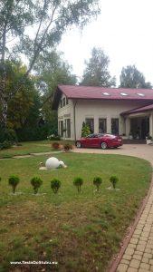 Tesla wynajem na wesele w Dąbrowie Górniczej