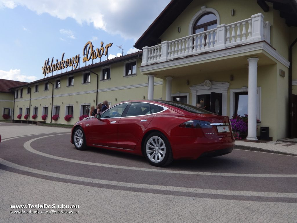 Tesla do ślubu Beskidy