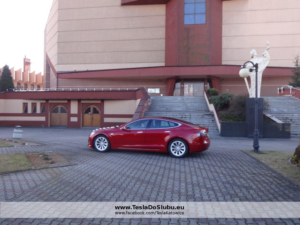 Tesla do ślubu Czechowice-Dziedzice