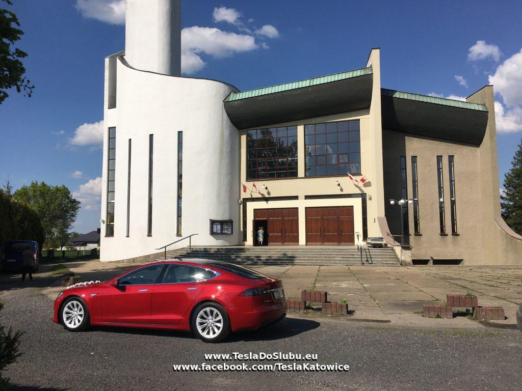 Tesla do ślubu Częstochowa