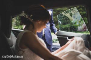 Tesla do ślubu EV