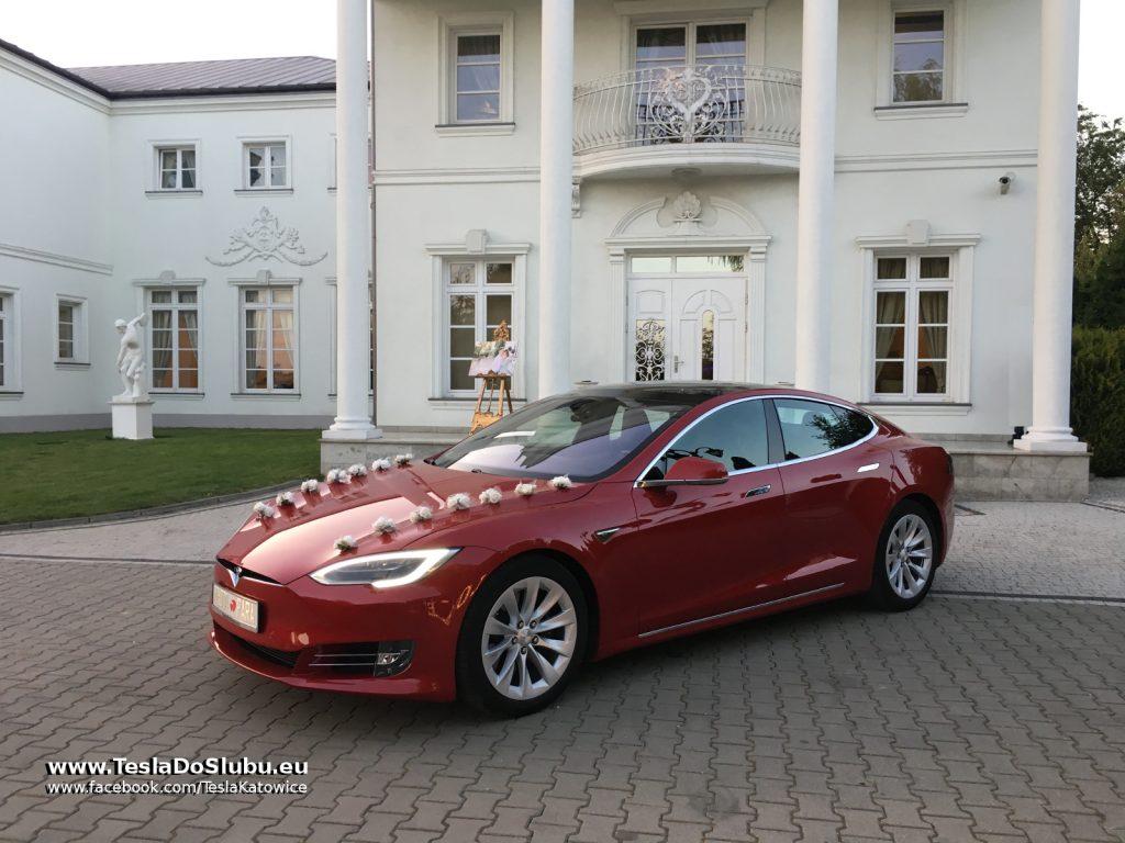 Tesla do ślubu Konstantynów Łódzki