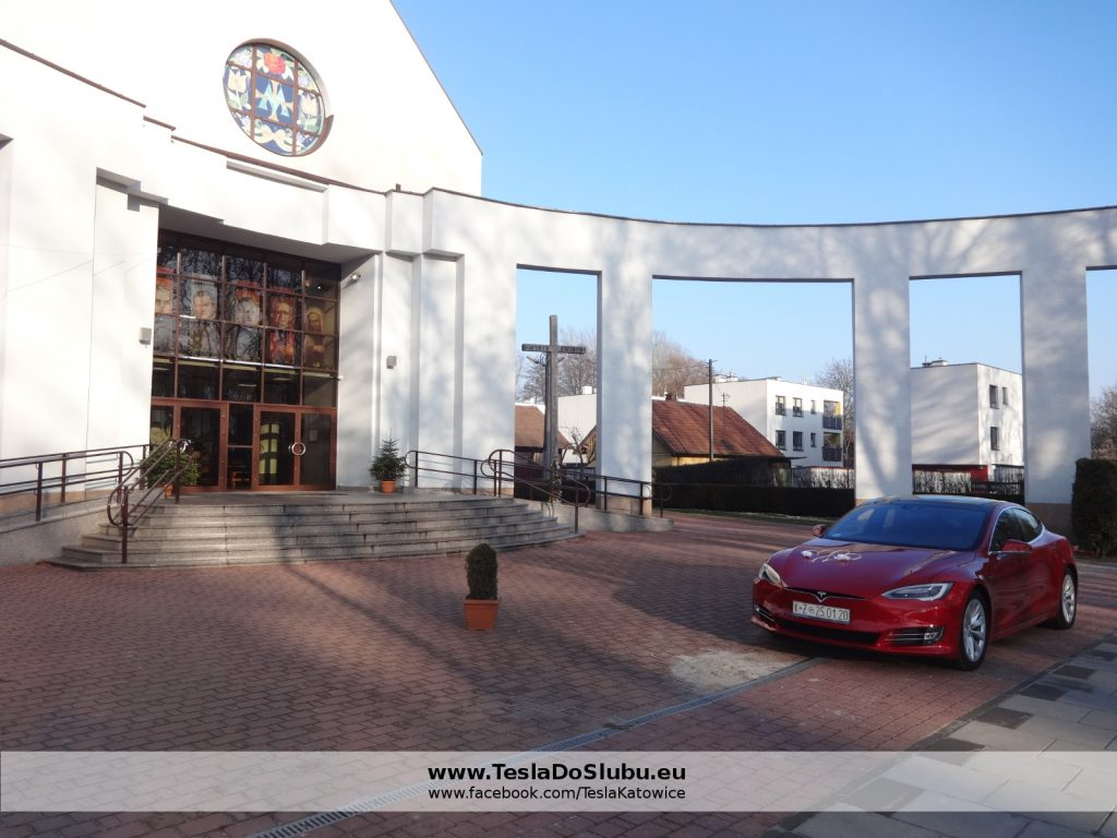 Tesla do ślubu Kraków