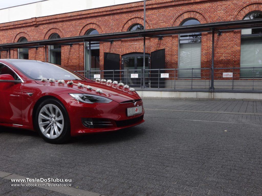 Tesla do ślubu Łódź