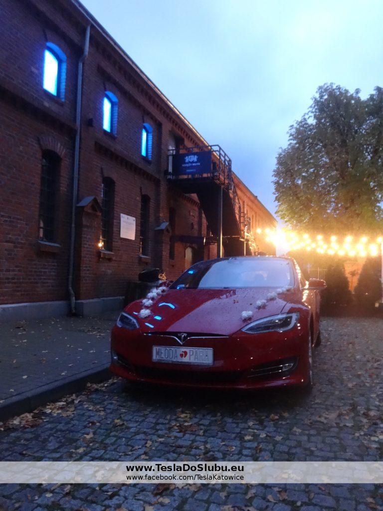 Tesla do ślubu łódzkie