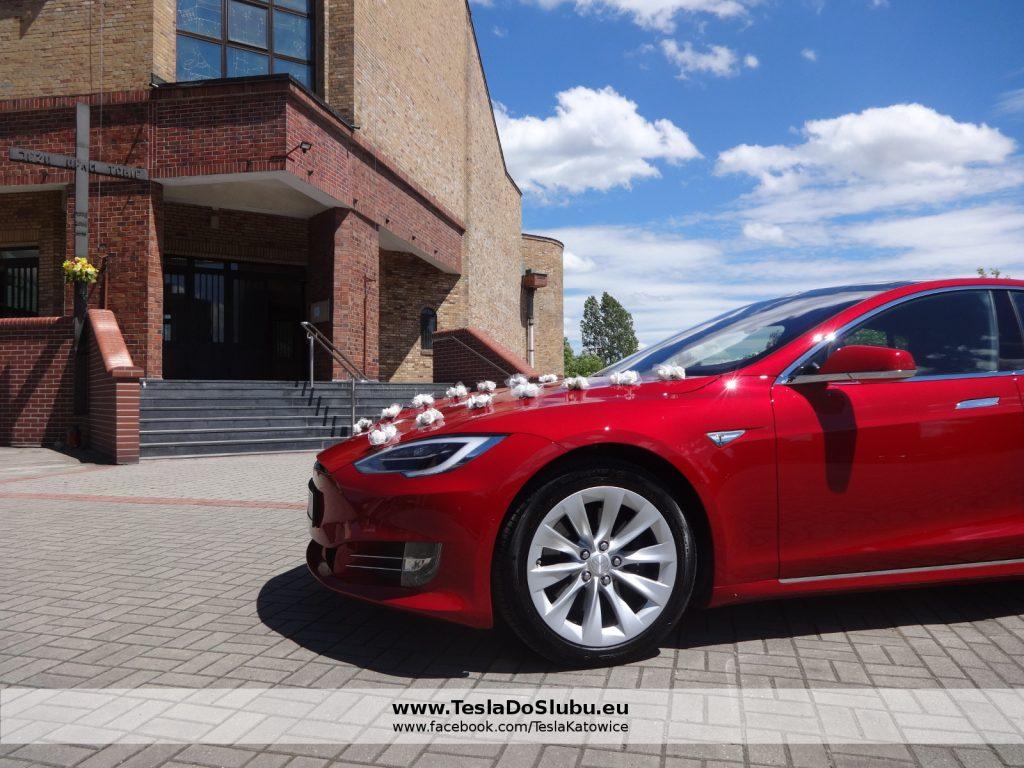 Tesla do ślubu Ruda Śląska