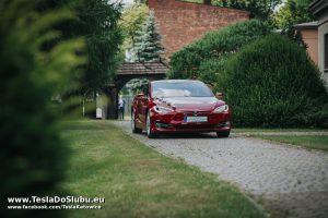 Tesla do ślubu Śląsk