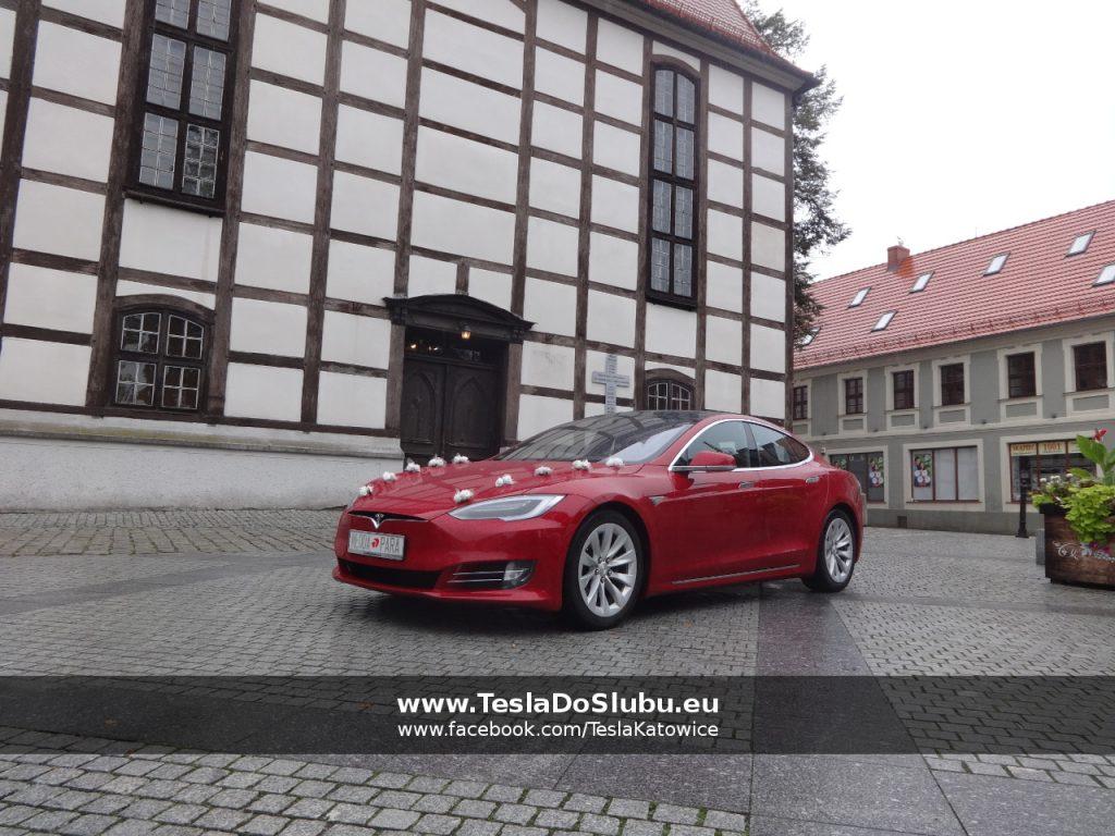 Tesla do ślubu Zielona Góra