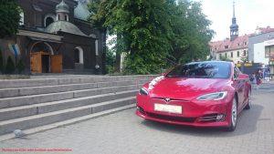 Tesla do ślubu w Gliwicach