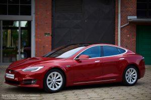 Tesla Katowice wynajem