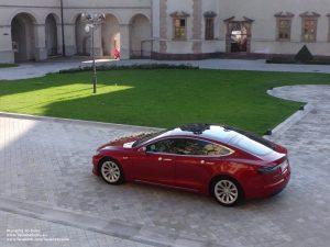 Tesla wynajem do ślubu Kielce