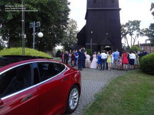 Tesla Mikołów wynajem na wesele