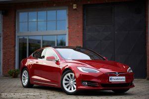 Tesla Model S wynajem
