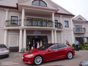 Tesla wynajem na wesele w Myszkowie