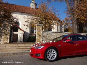 Tesla na ślub Chrzanów wynajem