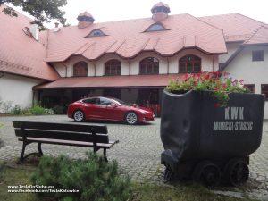 Tesla na wesele Katowice Giszowiec (Dworek Pod Lipami)