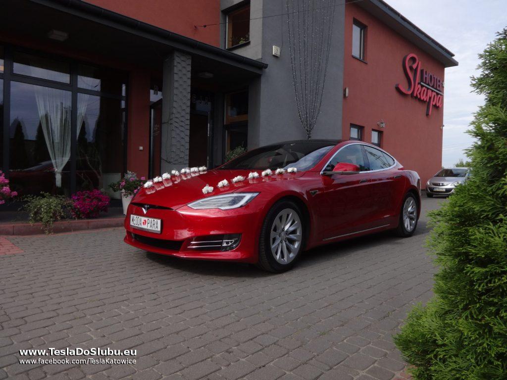 Tesla na wesele Łódź