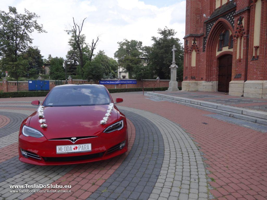Tesla na wesele Rybnik