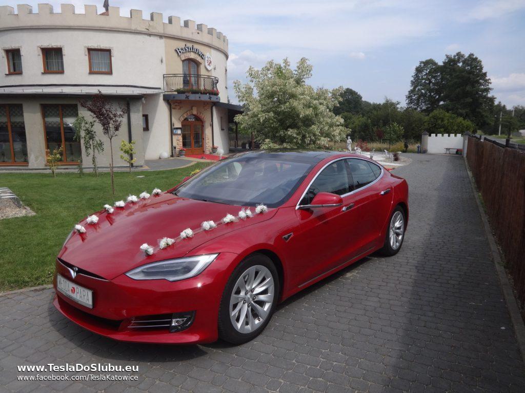 Tesla na wesele Rybnik-Gaszowice (Dom Przyjęć Baśniowa)