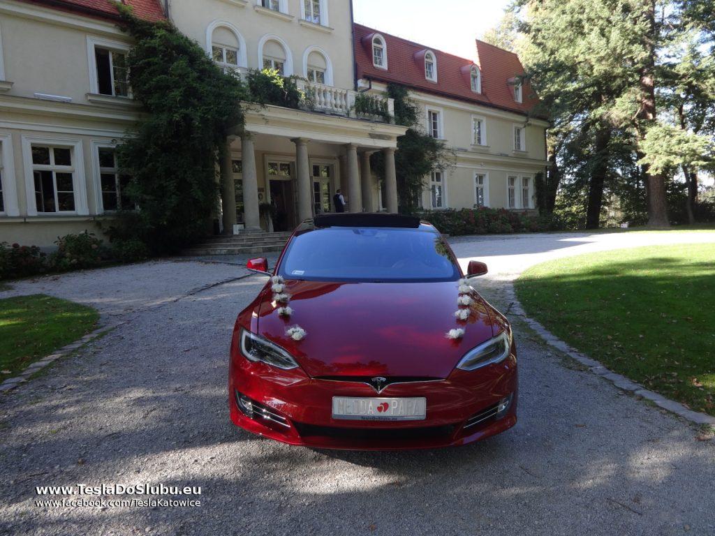 Tesla na wesele Sieraków