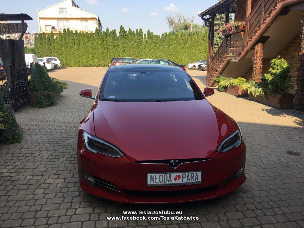 Tesla na wesele Wolbrom