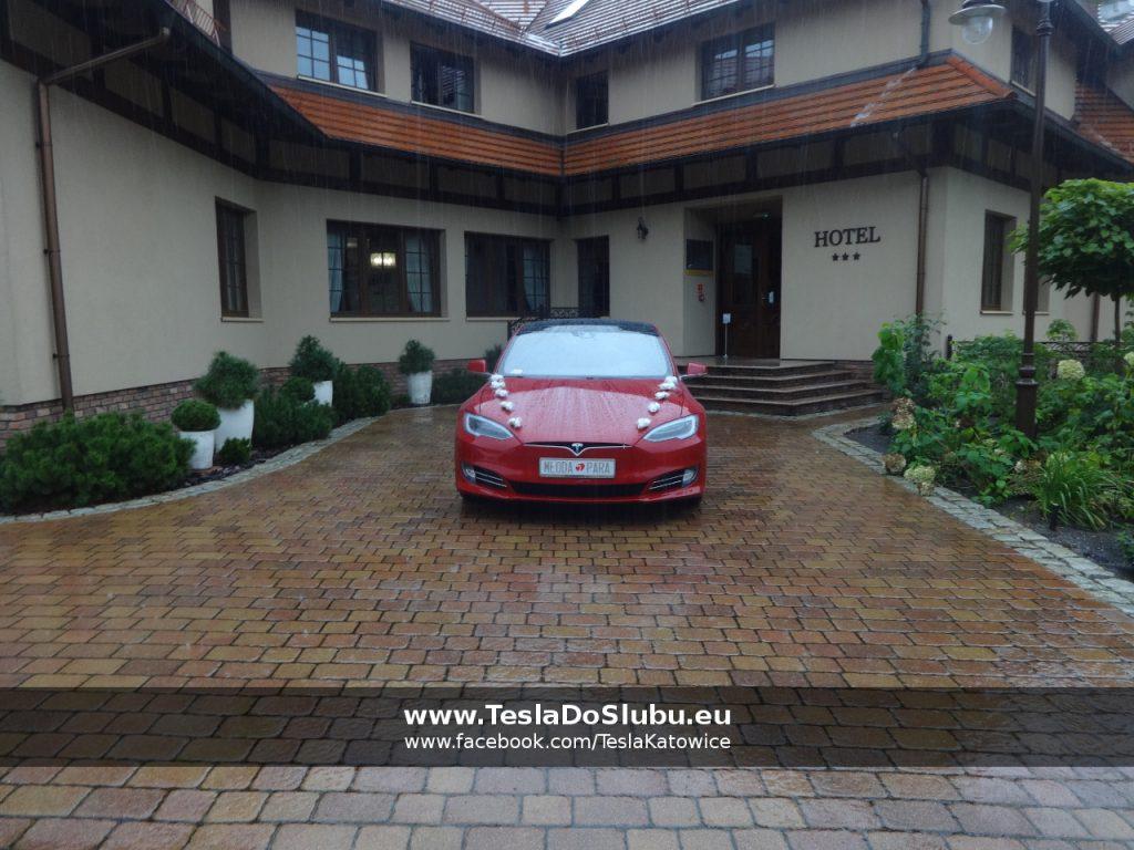 Tesla na wesele Zielona Góra
