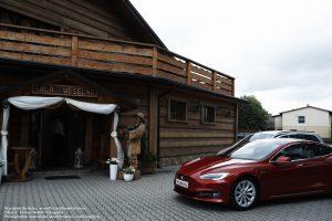 Tesla Pszczyna wynajem do ślubu i na wesele