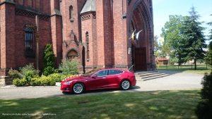 Tesla do ślubu w Raciborzu