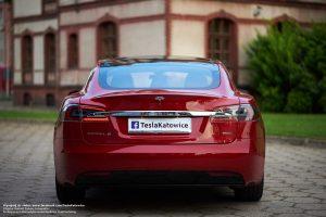 Tesla S na wesele