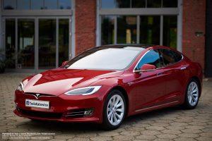 Tesla S wynajem