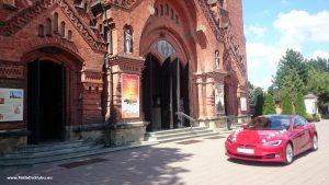 Tesla wynajem do ślubu Tarnów