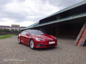 Tesla Tychy wynajem na ślub
