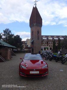 Tesla w Tychach wynajem do ślubu i na wesele