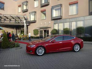 Tesla wynajem do ślubu Wieliczka