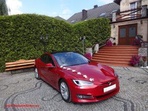 Tesla wynajem na wesele w Wodzisławiu Śląskim