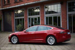 Tesla wynajem do ślubu