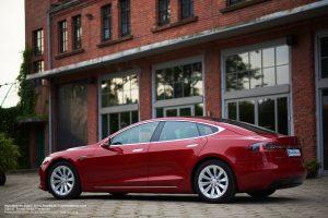 Tesla wynajem na wesele