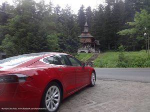 Tesla Zakopane wynajem do ślubu